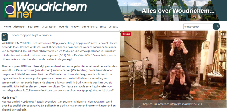 Woudrichem.net 4 november 2018